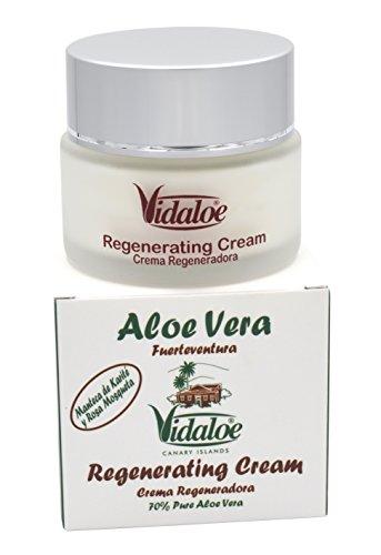 Vidaloe Regenerierende Feuchtigkeitscreme mit Aloe Vera 50ml