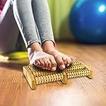 MEDca Rouleau de Massage pour les Pieds - Outil de Réflexologie pour Soulager la Douleur dans les Pieds, la Voûte Plantaire et le Talon, Soulage l'Aponévrosite Plantaire et Améliore la Circulation #3
