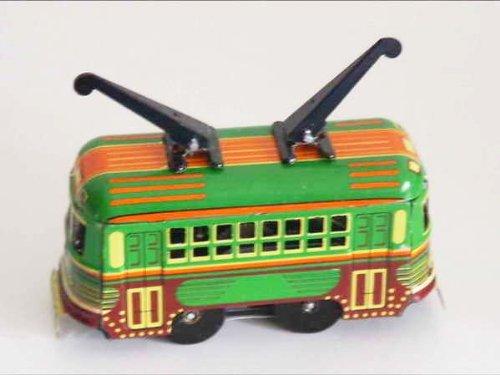Blechspielzeug - Straßenbahn