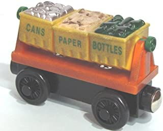 Thomas & Friends Recycling CAR Wooden Train Loose Item New