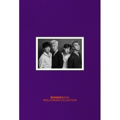 Winner - [Winner's 2018 Welcoming] Season's Greetings DVD+164p Photobook+32p Wall Calendar+82p Note+72p To Do List+1p Poster Calendar+Sticker SET K-POP Sealed