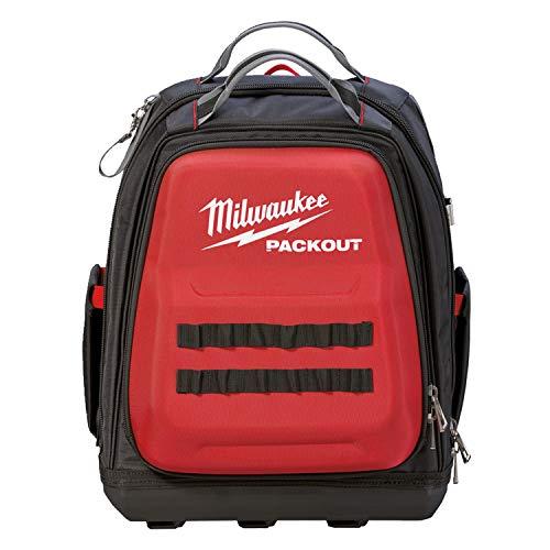 Milwaukee Unisex-Adult 932471131 PACKOUT Rucksack, Rot, Large
