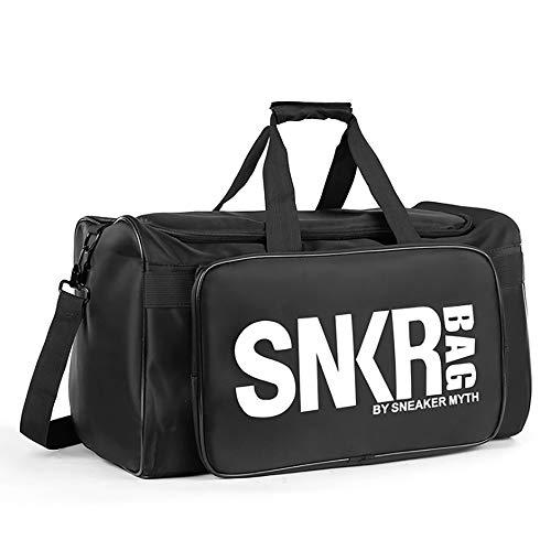 SNKR Bag Multifunctional Shoe Storage Bag GYM Bag With Wet Pockets And Shoe Compartment Duffel Bag