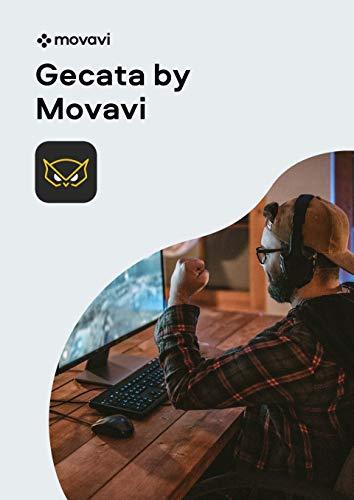 Gecata by Movavi 6 Personal | Personal | 1 Dispositivo | PC | Código de activación PC enviado por email