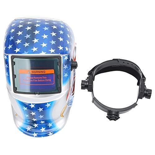 20914 Cubierta protectora, casco de soldadura eléctrica, casco de soldadura de oscurecimiento...