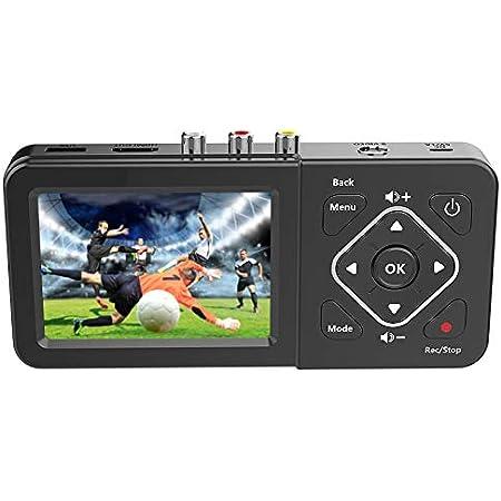 Av480 Ita Box Video Vhs Digital Converter Dvd Elektronik