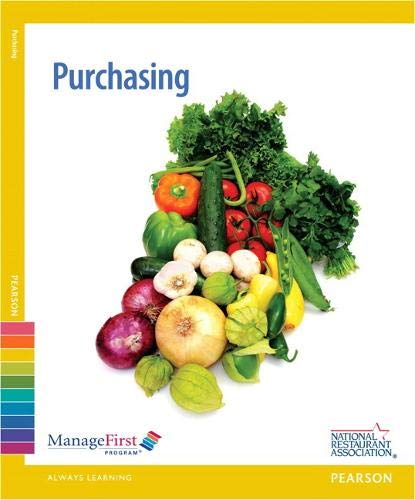 Purchasing, 2nd Edition (Managefirst)