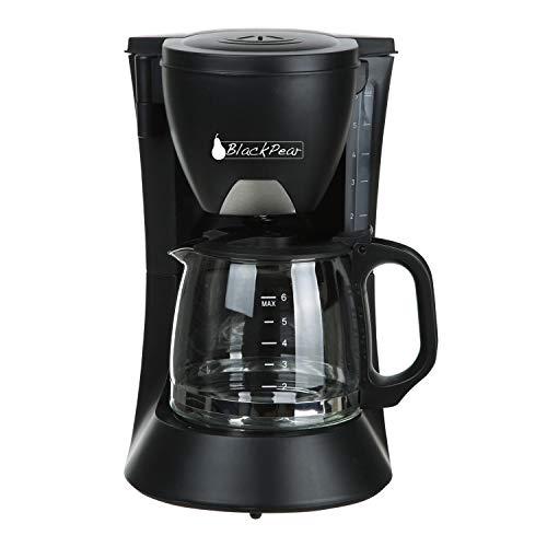 Cafetière capacité 6 tasses - Blackpear BCM106