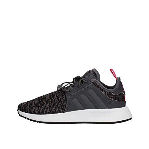 adidas X_PLR C, Scarpe da Fitness Unisex – Bambini, Grigio (Gricin/Gricin/Ftwbla 000), 28 EU