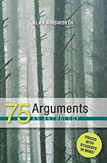 75 Arguments [Paperback] [2006] (Author) ALAN AINSWORTH