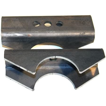 Leaf Spring Perch 3.125 Axle Diameter 2.5 Leaf Spring