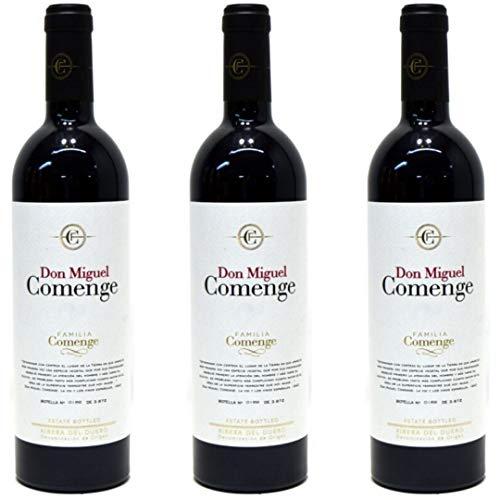 Don Miguel Reserva Vino Tinto - 3 botellas x 750ml - total: 2250 ml