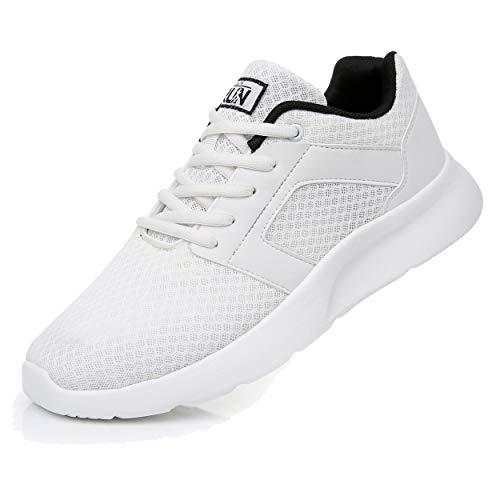 Axcone Damen Herren Sneaker Laufschuhe Sportschuhe Turnschuhe Running Fitness Sneaker Outdoors Straßenlaufschuhe Sports Kletterschuhe WT 41EU