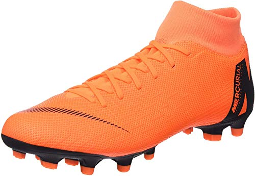 Nike Unisex Mercurial Superfly VI Academy MG Fitnessschuhe, Orange Total Orange White T 810, 45.5 EU