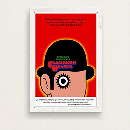 Cuadro En Lienzo 50X70Cm,Alita Battaglia Angelo James Cameron Movie Art Silk Canvas Wall Poster Home Decor Artwork Ao-389