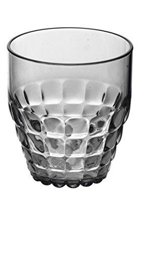 Guzzini Vaso bajo 'Tiffany' Ø 8,5 x h9,5 cm