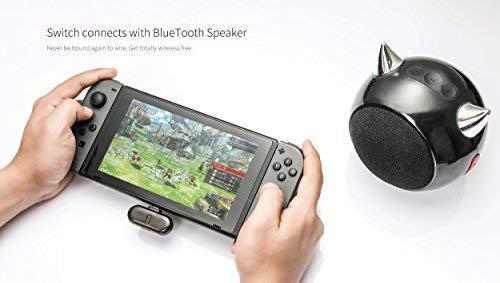 Home Care Wholesale Transceptor de Audio Portátil con Bluetooth y USB para Nintendo...