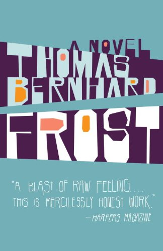 Frost: A Novel (Vintage International) (English Edition)