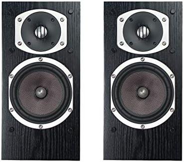 Energy RC 10 2 Way Bookshelf Speaker Black Ash Veneer Pair product image