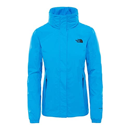 The North Face Wo Resolve Veste Femme, Bomber Blue, FR : S (Taille Fabricant : S)