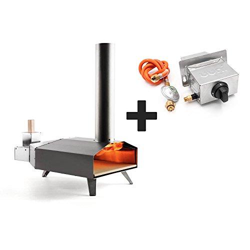 Uuni 3Pizza Oven Set with Gas Burner