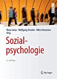 Sozialpsychologie (Springer-Lehrbuch) - Klaus Jonas