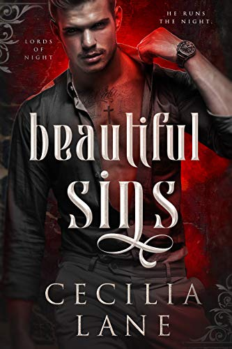 Beautiful Sins: A Vampire Paranormal Romance (Lords of Night Book 1) by [Cecilia Lane]