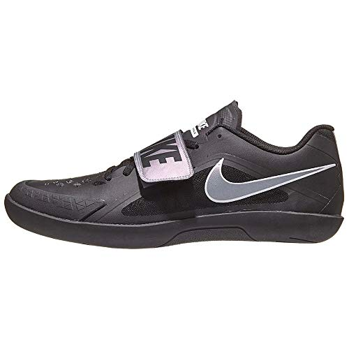 Nike Zoom Rival SD 2 Track and Field Throwing Shoes, 685134-003 (Black/Indigo Fog/White, 13)