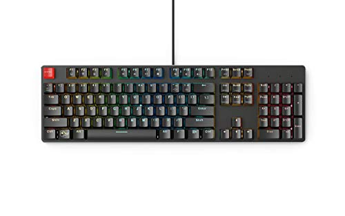 Glorious Modular Mechanical Gaming Keyboard - Full Size (104...