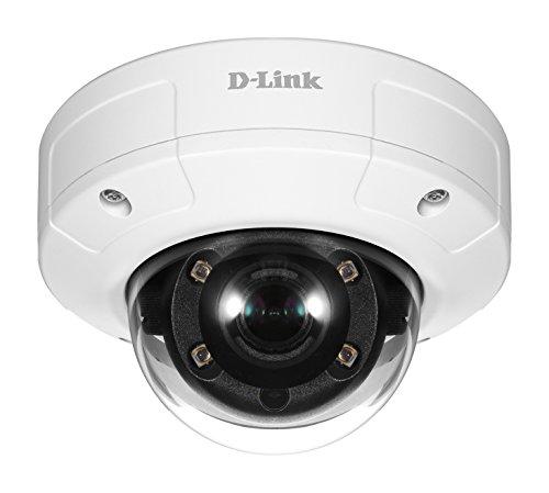D-Link DCS-4633EV - Cámara de vigilancia (Cámara de seguridad IP, Exterior, Alámbrico, CE, FCC, C-Tick, Almohadilla, Techo/pared)