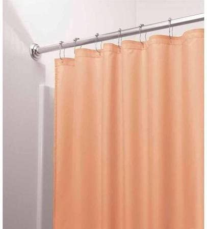 DINY Bath Elements Heavy Duty Magnetized Gorgeous low-pricing Pe Curtain Shower Liner