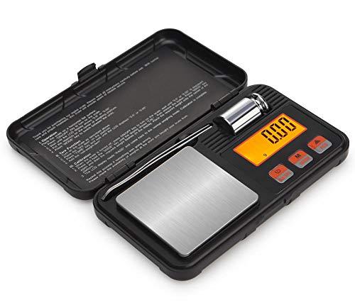 Gereedschapskist Draagbare Elektronische Weegschaal Hoge Precisie 0,01 G Sieraden Gouden Zak-200 G / 0,01 G