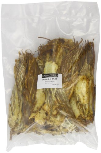 JustIngredients Chinesische Engelwurz, Dang Gui Root, 1er Pack (1 x 1 kg)