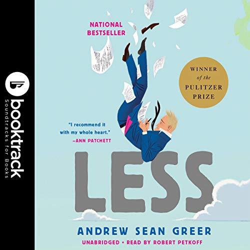 Page de couverture de Less (Booktrack Edition)