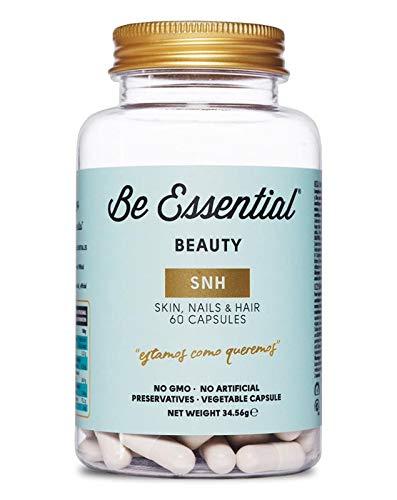 Be Essential - Skin, Nails & Hair - Cuidado de la piel, uñas y pelo, 60 cápsulas