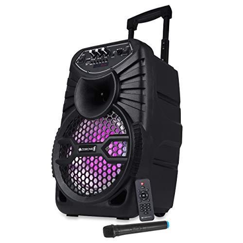 ZEBRONICS SPK-ZEB-100 Bluetooth Trolley Speaker (Moving Monster X8L)
