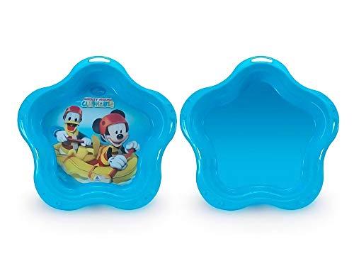Mickey Mouse - Arenero, 1 Set de Dos Piezas (Injusa 20420)