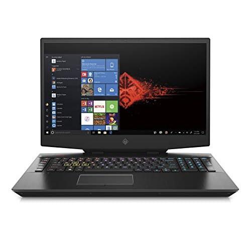 HP - Gaming OMEN 17-cb0010nl Notebook, Intel Core i7-9750H, RAM 16 GB, SSD 256 GB, SATA 1 TB, NVIDIA GeForce RTX 2070 8 GB, Windows 10 Home, Schermo 17.3