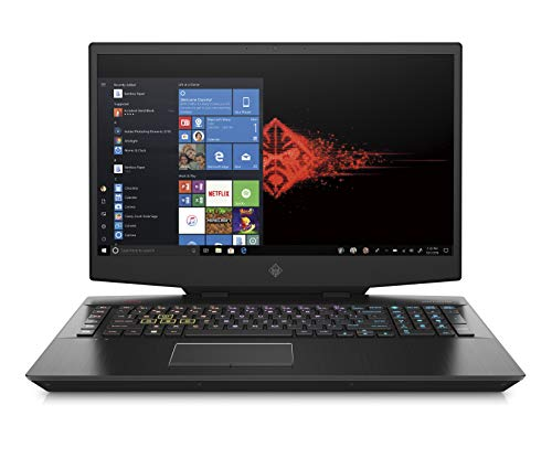 HP - Gaming OMEN 17-cb0010nl Notebook, Intel Core i7-9750H, RAM 16 GB, SSD 256 GB, SATA 1 TB, NVIDIA GeForce RTX 2070 8 GB,...