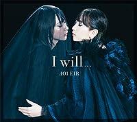 【Amazon.co.jp限定】I will... (初回生産限定盤) (メガジャケ付)