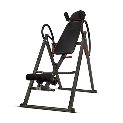 Affordable Inversion Equipment Household Inverted Machine Foldable Stretching Machine for Home Gym G...