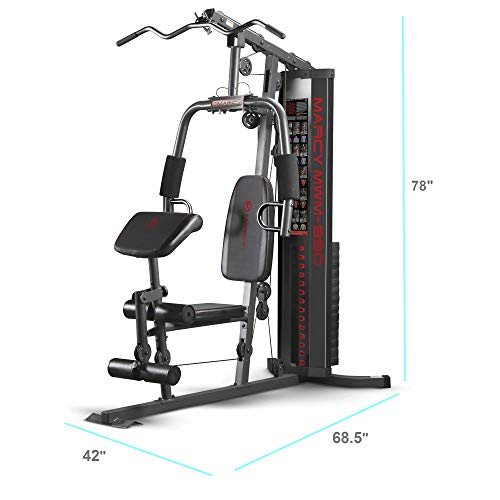 Marcy 150-lb Multifunctional Home Gym