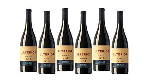 Verum Ulterior Vino Mazuelo Tinto Pack 6 Botellas - 4500 ml