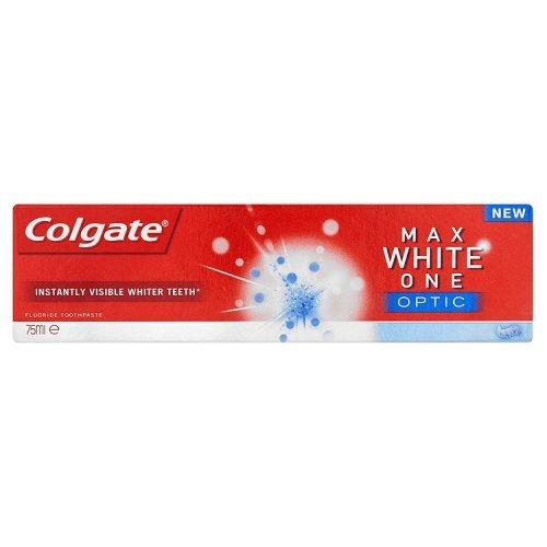 Colgate Max White One Optic Fluoride Toothpaste 75ml