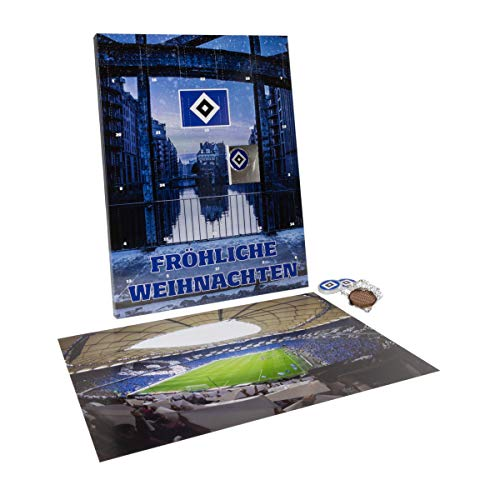 Hamburger SV HSV Adventskalender 2020 Premium - -