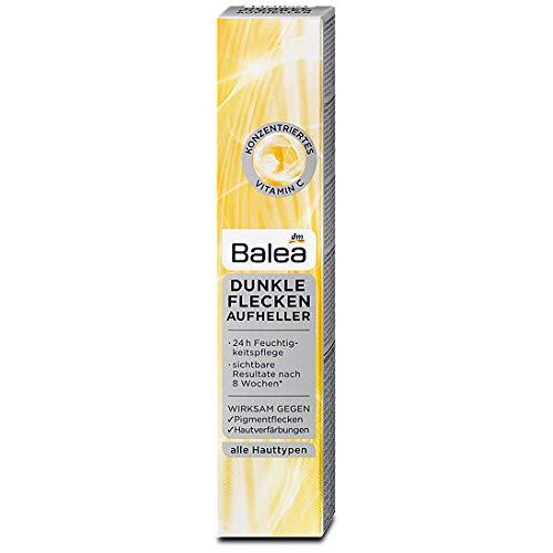 Balea Dunkle Flecken Aufheller Vitamin C für alle Hauttypen, 50 ml