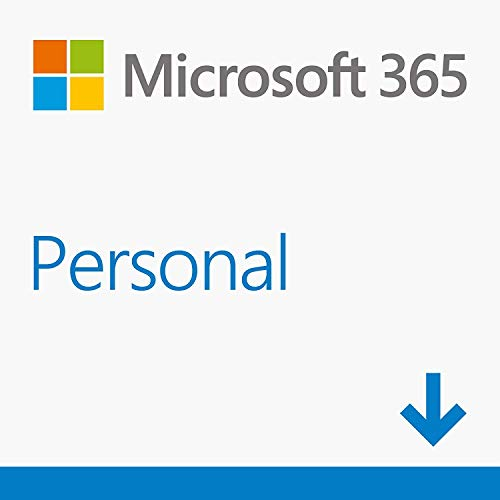 Microsoft 365 Personal | Software para 1 PC/MAC |1 tableta...