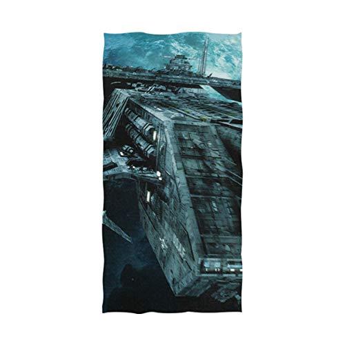 chillChur-DD Bath Towel Stargate Microfiber Pool Strandtuch Schnelltrocknend Badetuch Dusche Sandfrei Proof - Wasseraufnahme Umweltschutz
