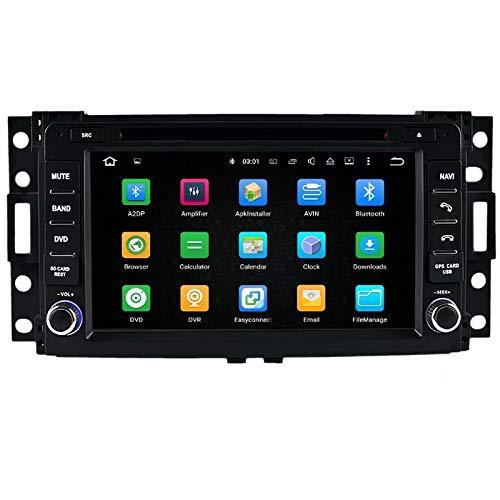 TOPNAVI Octa Core Stéréo Auto 7 Pouces pour Hummer H3 2006 2007 2008 2009 Android 8.0 Navigation GPS Radio WiFi 3G RDS Lien Mirror FM AM