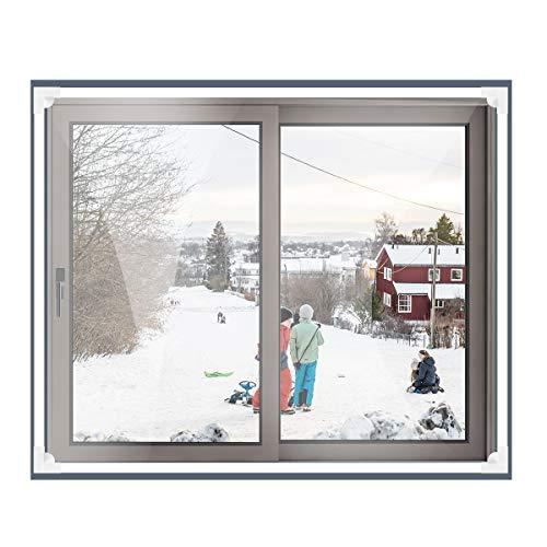 window insulation winter - 8